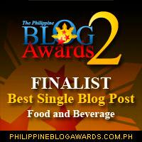 Finalist: Best Single Food Post